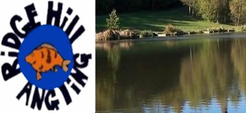 Ridgehill Angling Logo